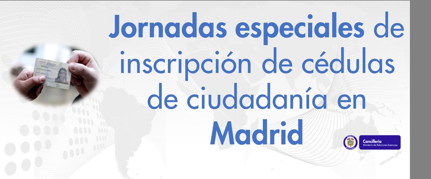 Consulado de colombia en madrid - Oficinas de atencion a la ciudadania linea madrid ...